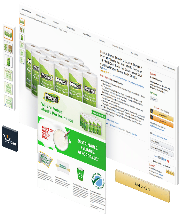 marcal-product-page